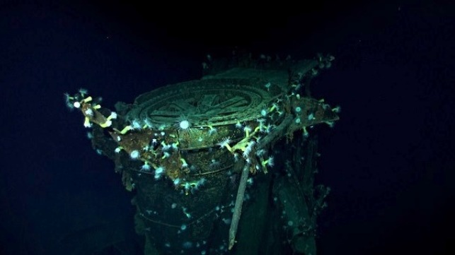 Scientists find 2nd warship from WWII Battle of Midway