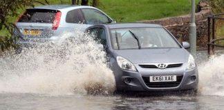UK weather: Met Office warns heavy rain could flood homes