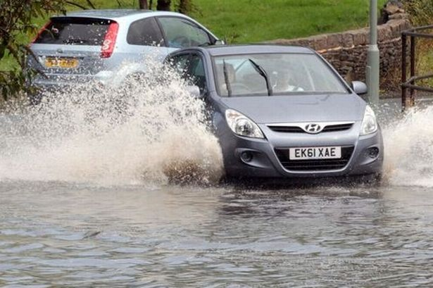 UK weather: Met Office warns heavy rain could flood homes