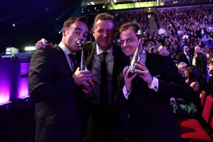 Ant and Dec tell Piers Morgan to 'grow up' as fiery Twitter, Report