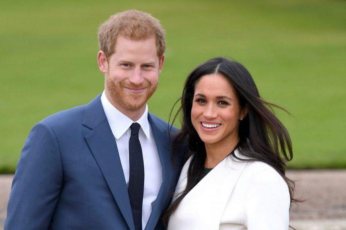 Meghan, Harry share new wedding photo on social media