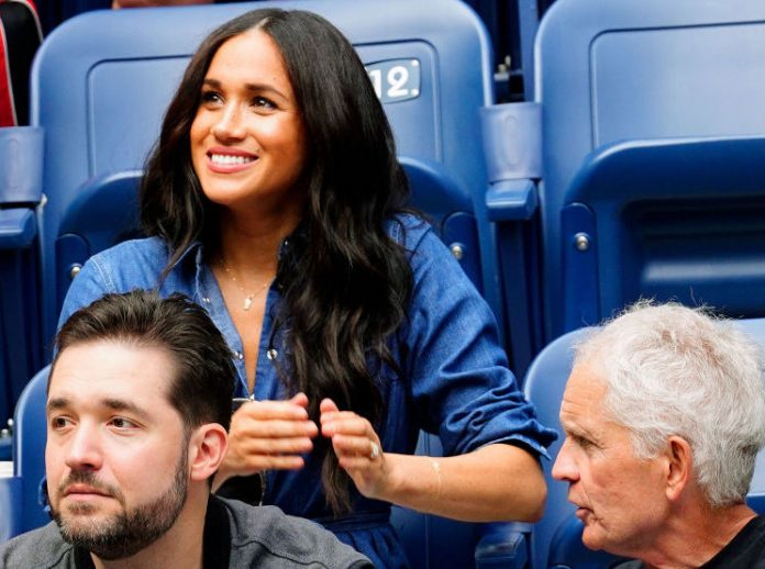 Meghan Markle did take Archie to New York to watch Williams, Report