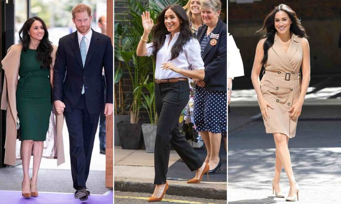 Meghan Markle most-searched for Powerful Dresser