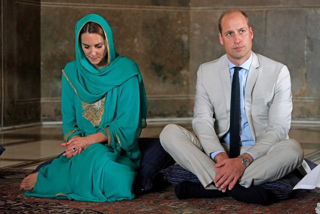 Pakistan train fire: Kate Middleton and Prince William send condolences