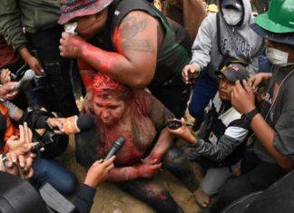 Patricia Arce mayor beaten, dragged through streets in Bolivia