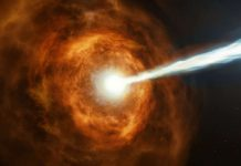 Strongest cosmic blast, called gamma-ray bursts