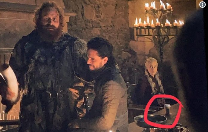 The great Game of Thrones coffee cup mystery has been solved, Watch