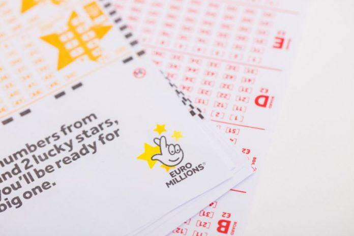 UK Euromillions winner: ticket holder wins £105m jackpot