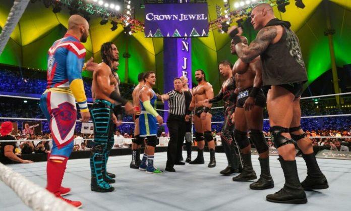 WWE Wrestlers Were Held 'Hostage' in Saudi Arabia, Report