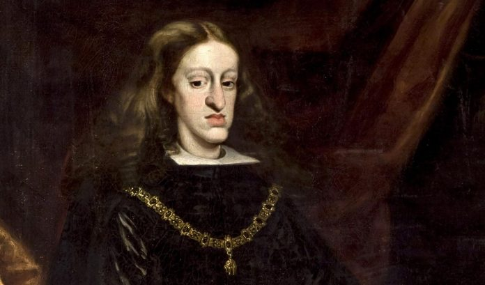 A royal facial deformity is linked to inbreeding, Study