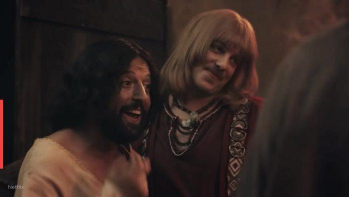 Brazil Gay Jesus Netflix special creators suffer Molotov cocktail attack