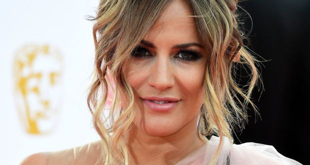 Caroline Flack is arrested and charged with assault, Report