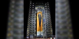 NASA unveils 'the most powerful rocket ever built', Report