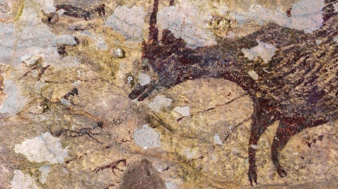 Oldest Cave painting found in Indonesia (Study)