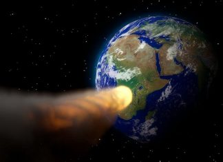 Asteroid won't be hitting Earth on Saturday, Report