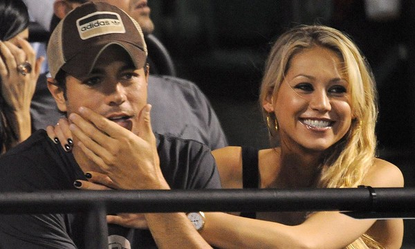 Enrique Iglesias and Anna Kournikova welcome third child, Report