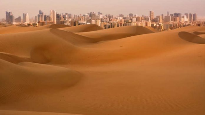 Sand dunes can 'communicate' with each other, Report