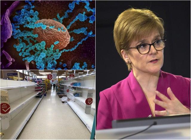 Coronavirus UK Update: All schools in Scotland and Wales set to close