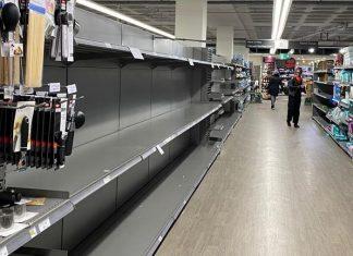 Coronavirus UK Update: Shoppers told to buy responsibly
