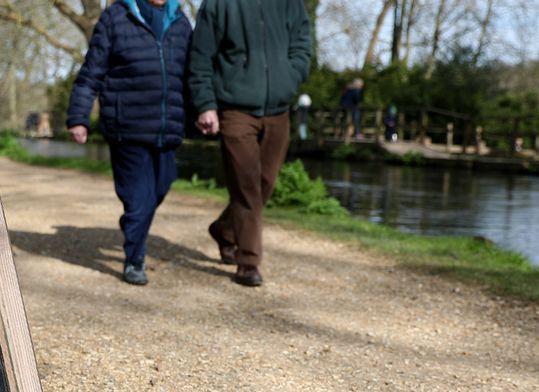 Coronavirus UK Update: london parks closing