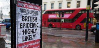 Coronavirus UK Update: 'we must stay in lockdown until june'