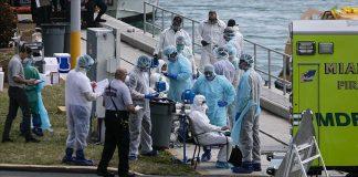 Global coronavirus deaths toll tops 30,000 ( John Hopkins University)