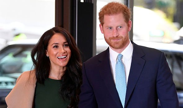 Harry & Meghan embark on their final royal duty