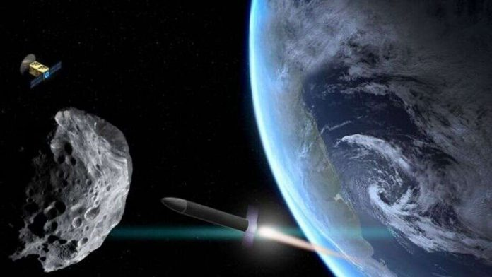 Massive asteroid will pass Earth next month, NASA says