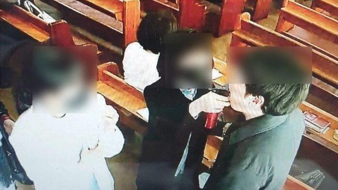 South Korea church used salt water spray amid coronavirus
