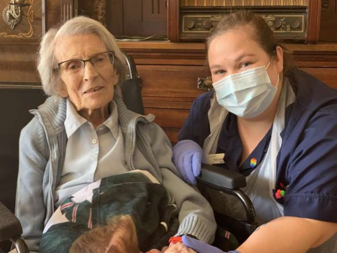 COVID-19 UK: 106-year-old recovers from coronavirus after three week