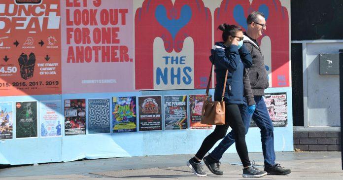 COVID-19 UK: Sixty more coronavirus deaths in Wales