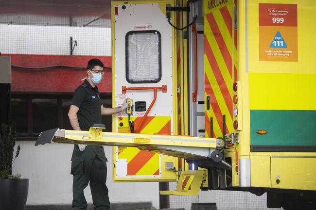 Coronavirus UK Update: 684 more deaths confirmed in hospitals