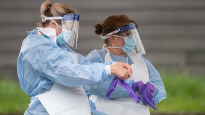 Coronavirus UK update: Over 56,400 deaths involving Covid-19 registered