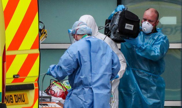 Coronavirus UK Updates: 823 new hospital deaths reported