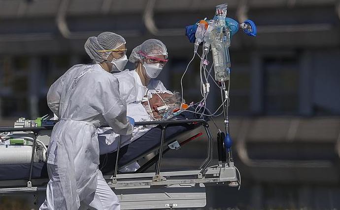 Coronavirus UK Updates: Ten more die in Scotland, Welsh death toll rises by 41
