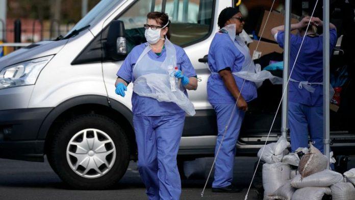 Coronavirus UK latest news live: Scotland's death toll rises to 615