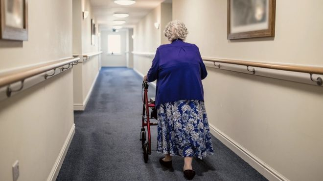 ONS: Care home coronavirus-related deaths top 4000