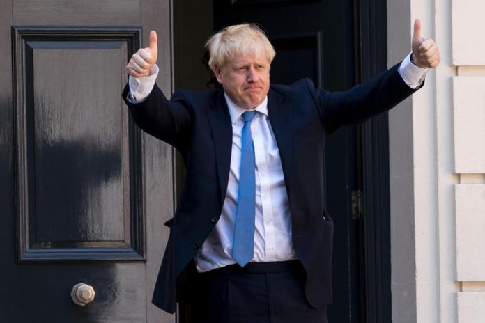 Boris Johnson to launch war on fat after COVID-19 scare