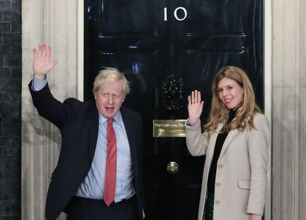 Boris Johnson's father admits breaking lockdown rules, Report