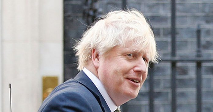 Boris Johnson takes back control of coronavirus crisis, Report