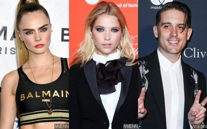 Cara Delevingne Begs Fans to Stop Hating on Ashley Benson, Report