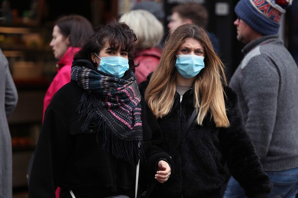 Coronavirus UK Updates: Don't travel between areas with different tiers over Christmas, warns Home Secretary