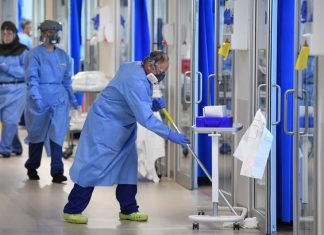 Coronavirus UK Updates: death toll rises to 37460 after another 412 die
