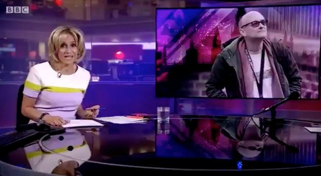 Emily Maitlis praised over Newsnight opener on Dominic Cummings (Watch)
