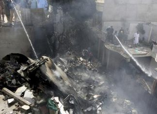 Pakistan plane crash kills 97, two survivors