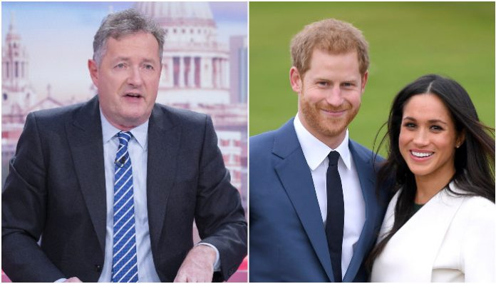 Piers Morgan admits he went 'too far' in criticism of Meghan Markle, Report