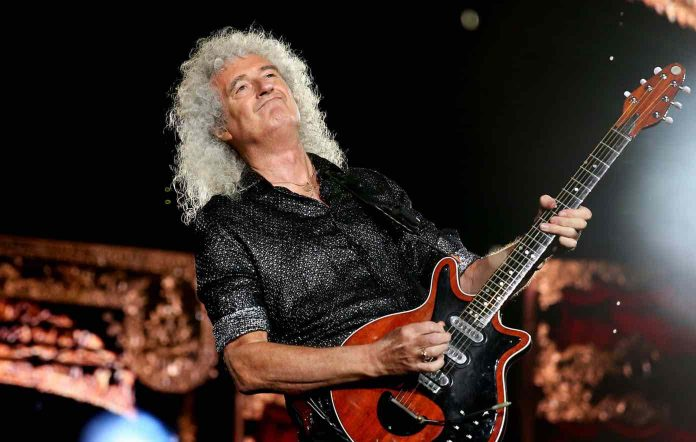 Queen's Brian May hospitalised for butt injury, Report