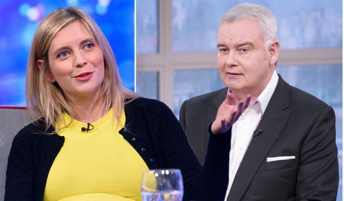 Rachel Riley slams Eammon Holmes for his 'dangerous' comments on Coronavirus theory