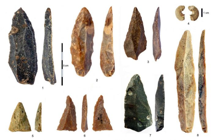 Remains in Bulgarian cave may be from earliest known humans (Study)