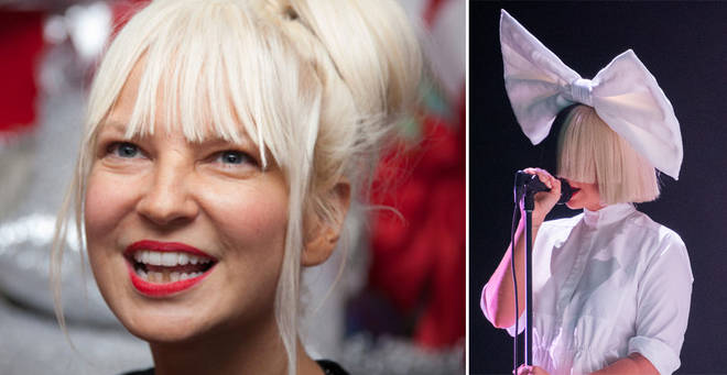 Sia adopted two teens boys who were aging out of foster care